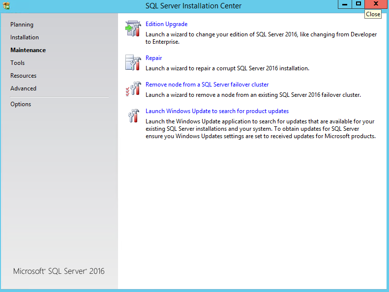 sql server 2016 enterprise edition download 64 bit iso